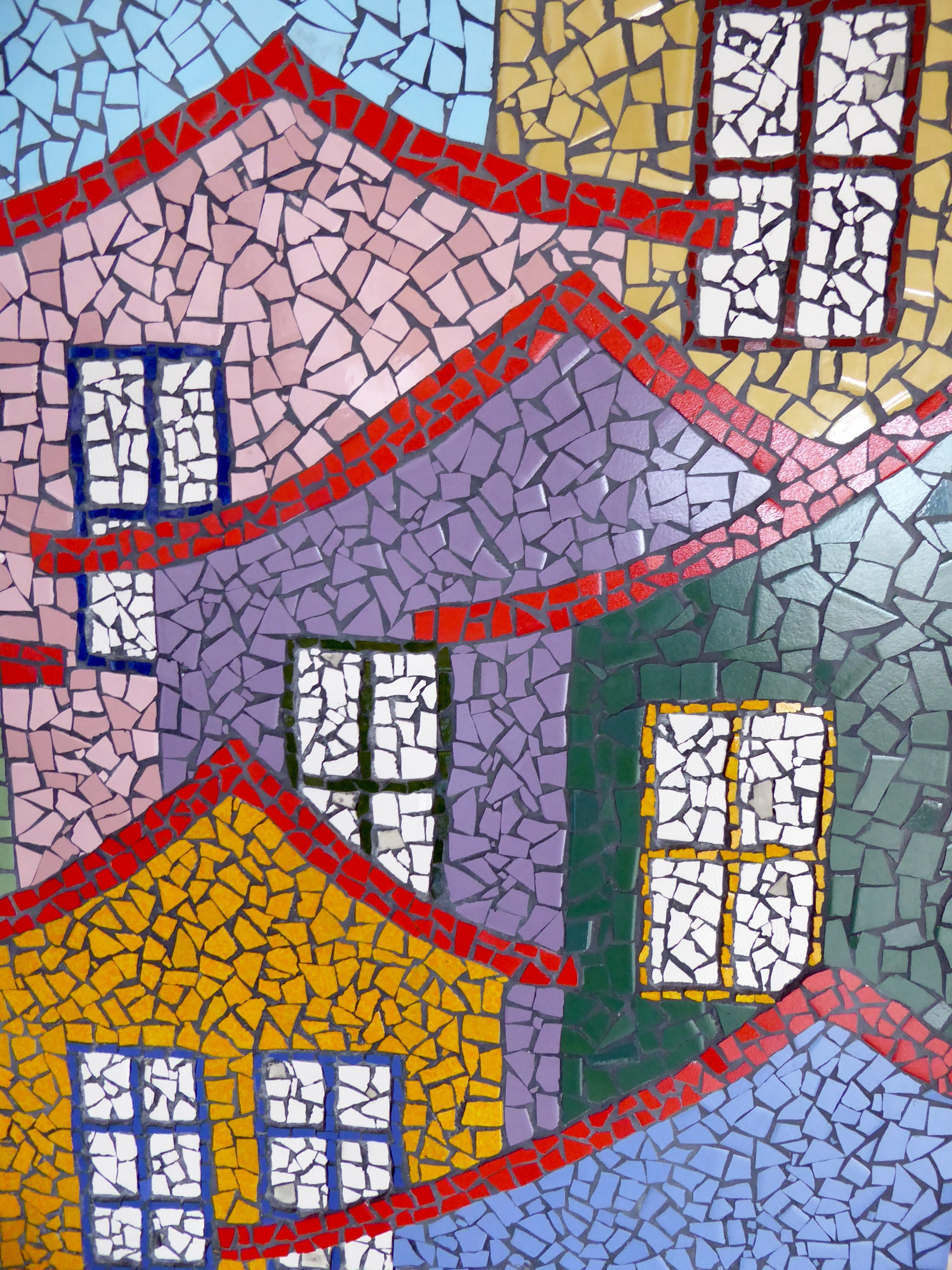 mosaik fire kanter